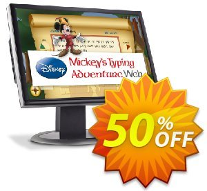 Disney: Mickey's Typing Adventure Web (Annual Subscription) discount coupon 30% OFF Disney: Mickey's Typing Adventure Web, verified - Amazing promo code of Disney: Mickey's Typing Adventure Web, tested & approved