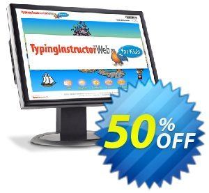 TypingInstructor Web for Kids (Annual Subscription) discount coupon 30% OFF TypingInstructor Web for Kids (Annual Subscription), verified - Amazing promo code of TypingInstructor Web for Kids (Annual Subscription), tested & approved