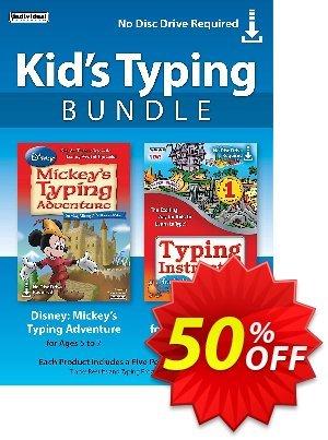 Kid's Typing Bundle 프로모션  30% OFF Kid's Typing Bundle, verified