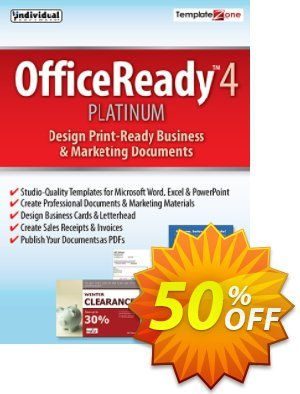 OfficeReady 4 Platinum 優惠券,折扣碼 30% OFF OfficeReady 4 Platinum, verified,促銷代碼: Amazing promo code of OfficeReady 4 Platinum, tested & approved