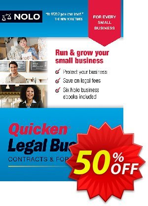 Quicken Legal Business Pro discount coupon Holiday 2020! - big sales code of Business Plan Pro Premier 2020