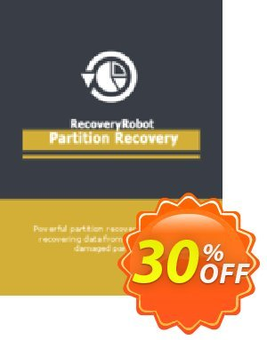 RecoveryRobot Partition Recovery [Business] Coupon, discount RecoveryRobot Partition Recovery [Business] excellent offer code 2021. Promotion: excellent offer code of RecoveryRobot Partition Recovery [Business] 2021