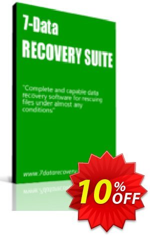 7-Data Recovery Suite [7 Days] Coupon, discount 7-Data Recovery Suite [7 Days] Amazing discounts code 2021. Promotion: Amazing discounts code of 7-Data Recovery Suite [7 Days] 2021