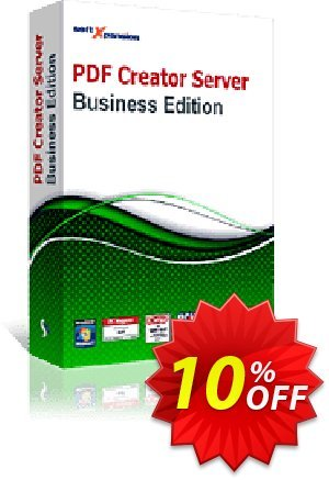 Perfect PDF Creator Server (Business Edition) Coupon, discount PDF Creator Server Business Edition best discount code 2020. Promotion: best discount code of PDF Creator Server Business Edition 2020