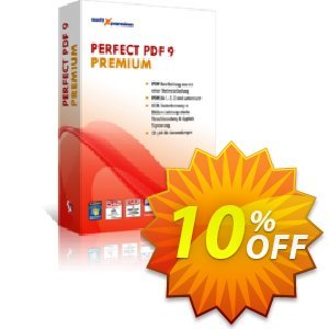 Perfect PDF 9 Premium discount coupon Perfect PDF 9 Premium (Download) excellent promotions code 2020 - excellent promotions code of Perfect PDF 9 Premium (Download) 2020