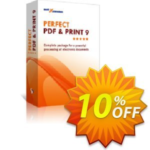Perfect PDF & Print 9 Coupon, discount Perfect PDF & Print 9 exclusive offer code 2020. Promotion: exclusive offer code of Perfect PDF & Print 9 2020