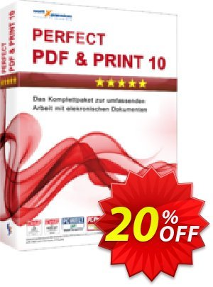 Perfect PDF & Print 10 discount coupon Affiliate Promotion - hottest offer code of Perfect PDF & Print 10 (Download) 2021