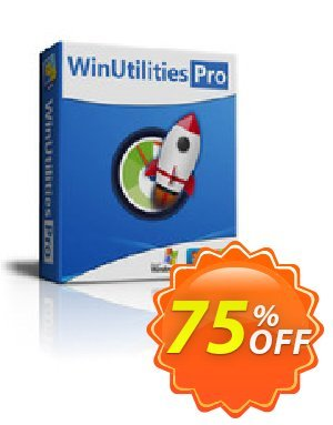 WinUtilities Pro (Lifetime / 3 PCs) Coupon discount WinUtilities Pro (Lifetime / 3 PCs) wondrous discount code 2019. Promotion: wondrous discount code of WinUtilities Pro (Lifetime / 3 PCs) 2019