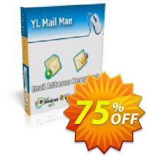 YL Mail Man - Personal License 프로모션 코드 YL Mail Man - Personal License awful discount code 2020 프로모션: awful discount code of YL Mail Man - Personal License 2020
