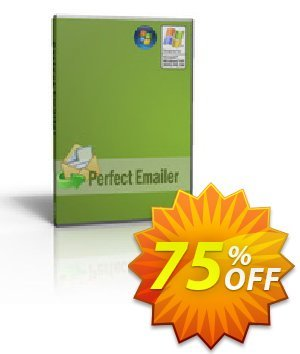 Perfect Emailer - Corporate License Coupon discount Perfect Emailer - Corporate License awesome promo code 2021. Promotion: awesome promo code of Perfect Emailer - Corporate License 2021