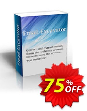 Email Excavator - Lifetime 優惠券,折扣碼 Email Excavator - Lifetime excellent discount code 2020,促銷代碼: excellent discount code of Email Excavator - Lifetime 2020