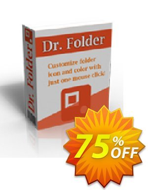 Dr. Folder (1 Year/Unlimited PCs) Coupon discount Dr. Folder(1 Year/Unlimited PCs) marvelous promo code 2020. Promotion: marvelous promo code of Dr. Folder(1 Year/Unlimited PCs) 2020
