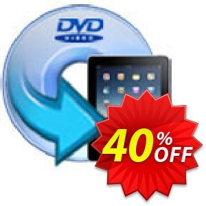 iFunia DVD to iPad Converter for Mac Coupon discount iFunia DVD to iPad Converter for Mac special discount code 2020 - special discount code of iFunia DVD to iPad Converter for Mac 2020