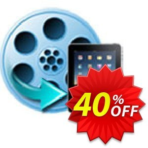 iFunia iPad Video Converter discount coupon iFunia iPad Video Converter fearsome deals code 2020 - fearsome deals code of iFunia iPad Video Converter 2020