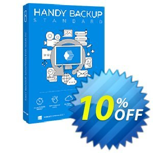 Handy Backup Standard Coupon, discount Handy Backup Standard stunning promotions code 2020. Promotion: stunning promotions code of Handy Backup Standard 2020