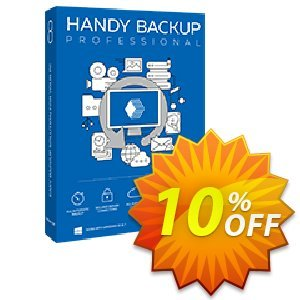 Handy Backup Professional discount coupon Handy Backup Professional staggering sales code 2020 - staggering sales code of Handy Backup Professional 2020