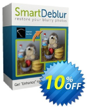 SmartDeblur HOME Coupon, discount SmartDeblur HOME Wondrous promotions code 2021. Promotion: dreaded discount code of SmartDeblur HOME 2021