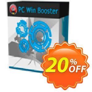 PC Win Booster Coupon, discount PC Win Booster amazing promotions code 2020. Promotion: amazing promotions code of PC Win Booster 2020