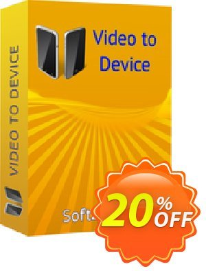 Soft4Boost Video to Device Coupon, discount Soft4Boost Video to Device imposing sales code 2020. Promotion: imposing sales code of Soft4Boost Video to Device 2020