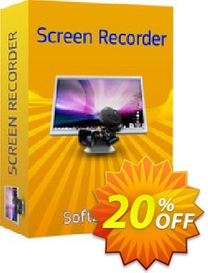 Soft4Boost Screen Recorder Coupon, discount Soft4Boost Screen Recorder special discount code 2020. Promotion: special discount code of Soft4Boost Screen Recorder 2020