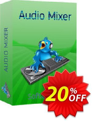 Soft4Boost Audio Mixer Coupon, discount Soft4Boost Audio Mixer amazing discount code 2020. Promotion: amazing discount code of Soft4Boost Audio Mixer 2020