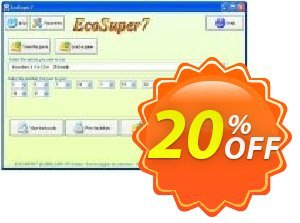 ECOSUPER7US-CD discount coupon ECOSUPER7US-CD super discount code 2020 - super discount code of ECOSUPER7US-CD 2020