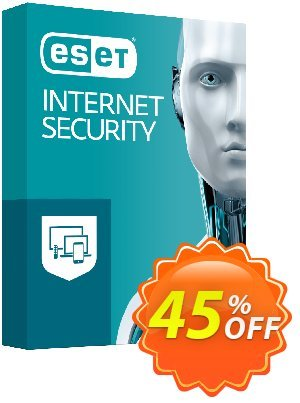 ESET Internet Security - Abonnement 3 ans pour 4 ordinateurs discount coupon ESET Internet Security - Abonnement 3 ans pour 4 ordinateurs big deals code 2020 - big deals code of ESET Internet Security - Abonnement 3 ans pour 4 ordinateurs 2020