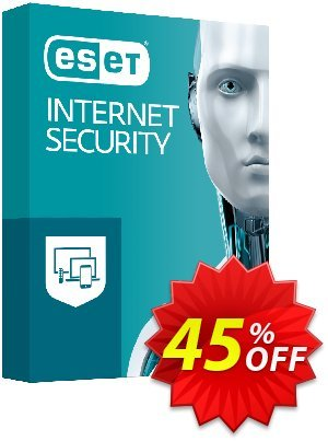 ESET Internet Security - Abonnement 3 ans pour 5 ordinateurs Coupon discount ESET Internet Security - Abonnement 3 ans pour 5 ordinateurs wonderful promotions code 2019 - wonderful promotions code of ESET Internet Security - Abonnement 3 ans pour 5 ordinateurs 2019