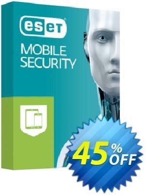 ESET Mobile Security - Reabonnement 2 ans pour 1 appareil Coupon discount ESET Mobile Security - Reabonnement 2 ans pour 1 appareil wondrous promotions code 2019 - wondrous promotions code of ESET Mobile Security - Reabonnement 2 ans pour 1 appareil 2019