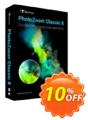 PhotoZoom Classic 8 discount coupon PhotoZoom Classic 8 stunning offer code 2020 - stunning offer code of PhotoZoom Classic 8 2020