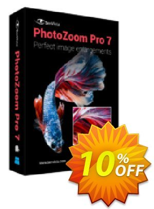 PhotoZoom Pro 7 Coupon, discount PhotoZoom Pro 7 big deals code 2019. Promotion: big deals code of PhotoZoom Pro 7 2019