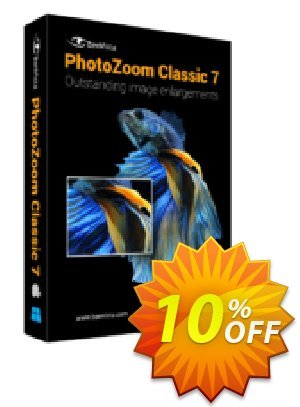 PhotoZoom Classic 7 Coupon, discount PhotoZoom Classic 7 excellent deals code 2019. Promotion: excellent deals code of PhotoZoom Classic 7 2019