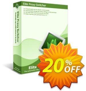 Elite Proxy Switcher Professional Coupon, discount Elite Proxy Switcher Professional dreaded offer code 2021. Promotion: dreaded offer code of Elite Proxy Switcher Professional 2021