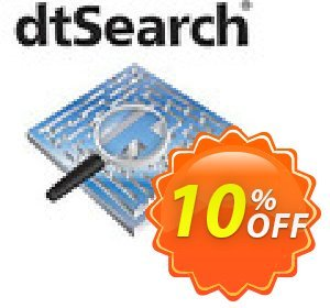 dtSearch Network with Spider - multi-user license Coupon discount dtSearch Network with Spider - multi-user license special sales code 2020. Promotion: special sales code of dtSearch Network with Spider - multi-user license 2020