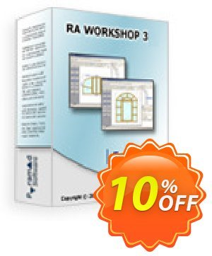 RA Workshop Enterprise Edition Coupon, discount RA Workshop Enterprise Edition super sales code 2019. Promotion: super sales code of RA Workshop Enterprise Edition 2019