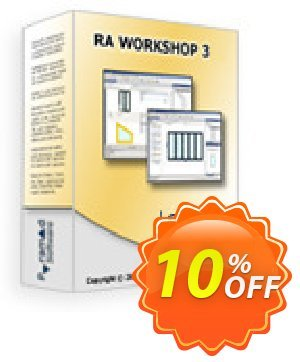 RA Workshop Standard Edition Coupon, discount RA Workshop Standard Edition awful promotions code 2019. Promotion: awful promotions code of RA Workshop Standard Edition 2019
