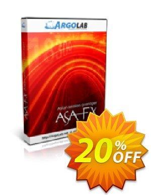ASA FX Coupon, discount ASA FX fearsome promotions code 2021. Promotion: fearsome promotions code of ASA FX 2021