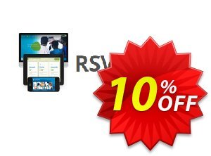 RSVivo! Single site Subscription for 12 Months Coupon, discount RSVivo! Single site Subscription for 12 Months Marvelous deals code 2021. Promotion: Marvelous deals code of RSVivo! Single site Subscription for 12 Months 2021