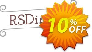 RSDinah! Single site Subscription for 12 Months Coupon, discount RSDinah! Single site Subscription for 12 Months big promo code 2021. Promotion: big promo code of RSDinah! Single site Subscription for 12 Months 2021