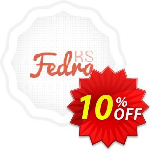 RSFedra! Single site Subscription for 12 Months Coupon, discount RSFedra! Single site Subscription for 12 Months excellent promo code 2021. Promotion: excellent promo code of RSFedra! Single site Subscription for 12 Months 2021
