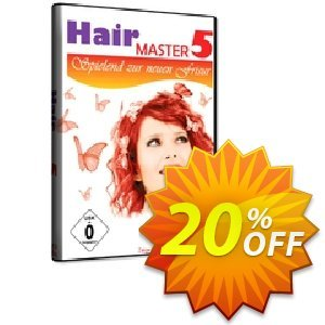 Hair Master 5 (CD) 優惠券,折扣碼 Hair Master 5 (CD) Amazing offer code 2021,促銷代碼: exclusive deals code of Hair Master 5 (CD) 2020