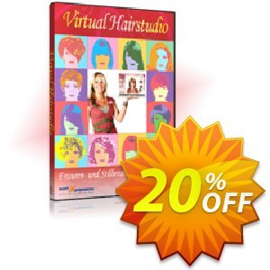 Virtual Hairstudio 6 Salon Edition (Download) discount coupon Virtual Hairstudio 6 Salon Edition (Download) Awful discounts code 2021 - hottest promo code of Virtual Hairstudio 6 Salon Edition (Download) 2020