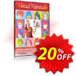 Virtual Hairstudio 5 Update - Wedding hairstyles 2012 (Download) 優惠券,折扣碼 Virtual Hairstudio 5 Update - Wedding hairstyles 2012 (Download) Awesome offer code 2021,促銷代碼: stirring deals code of Virtual Hairstudio 5 Update - Wedding hairstyles 2012 (Download) 2020