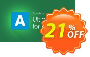 AbleBits Ultimate Suite for Excel Coupon, discount AbleBits.com Ultimate Suite 2021 for Excel, Personal Edition impressive promo code 2021. Promotion: impressive promo code of AbleBits.com Ultimate Suite 2021 for Excel, Personal Edition 2021