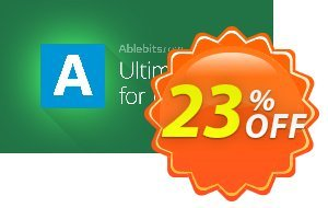 AbleBits Ultimate Suite 2018 for Excel - Terminal server edition Coupon, discount AbleBits.com Ultimate Suite 2021 for Excel, Terminal server edition awesome sales code 2021. Promotion: awesome sales code of AbleBits.com Ultimate Suite 2021 for Excel, Terminal server edition 2021