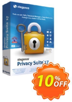 Steganos Privacy Suite 17 (PT) Coupon discount Steganos Privacy Suite 17 (PT) awesome sales code 2020. Promotion: awesome sales code of Steganos Privacy Suite 17 (PT) 2020