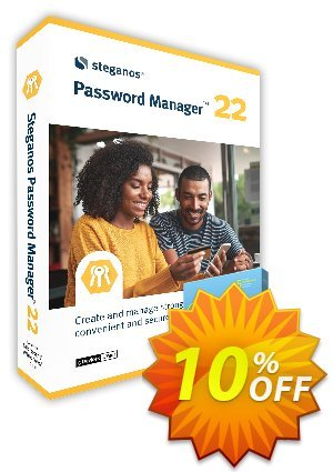 Steganos Password Manager 17 (ES) Coupon, discount Steganos Password Manager 17 (ES) wonderful deals code 2021. Promotion: wonderful deals code of Steganos Password Manager 17 (ES) 2021