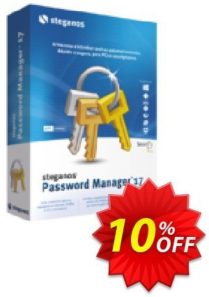 Steganos Password Manager 17 (PT) Coupon, discount Steganos Password Manager 17 (PT) amazing offer code 2019. Promotion: amazing offer code of Steganos Password Manager 17 (PT) 2019