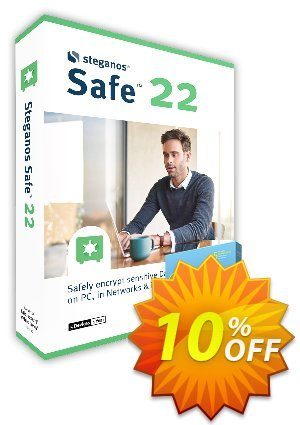 Steganos Safe 17 (ES) offering sales