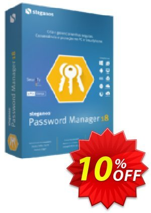 Steganos Password Manager 18 (PT) Coupon, discount Steganos Password Manager 18 (PT) stirring deals code 2019. Promotion: stirring deals code of Steganos Password Manager 18 (PT) 2019